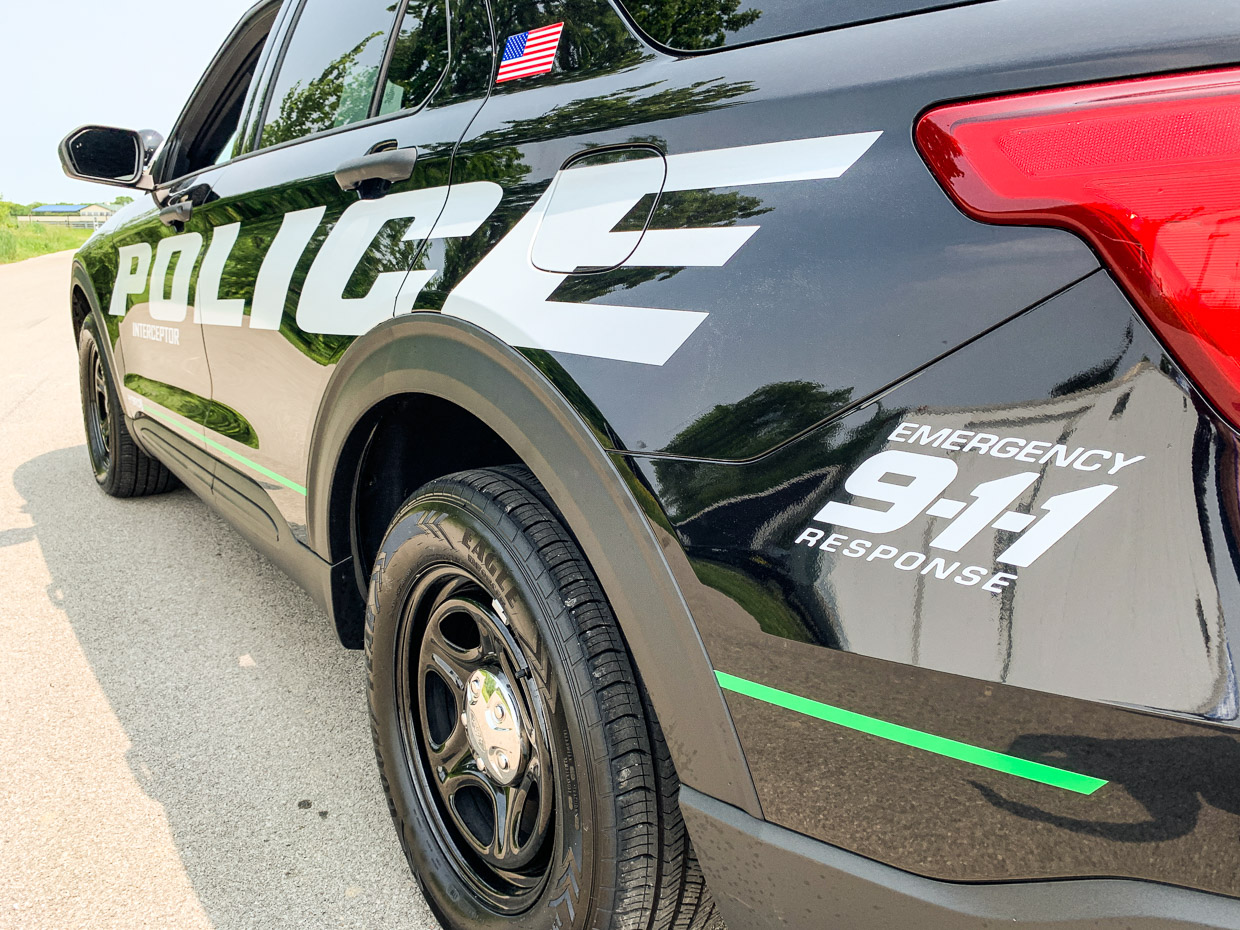 Driven: 2020 Ford Police Interceptor