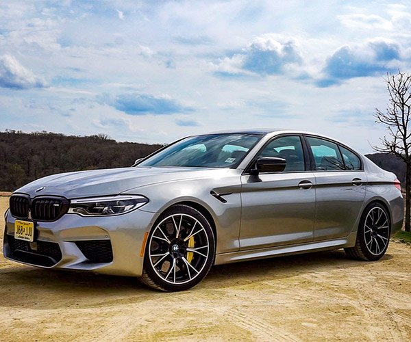 3MTD: 2019 BMW M5 Competition