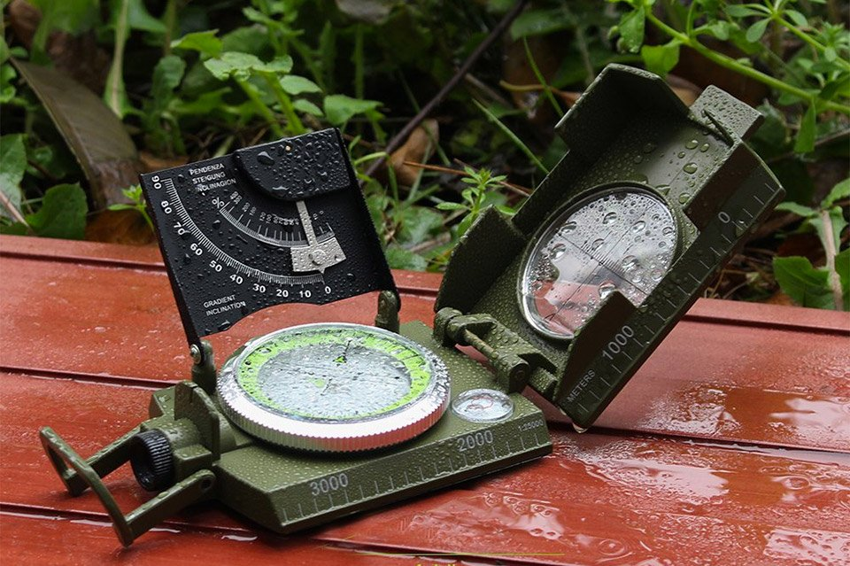Archeer Multifunctional Compass