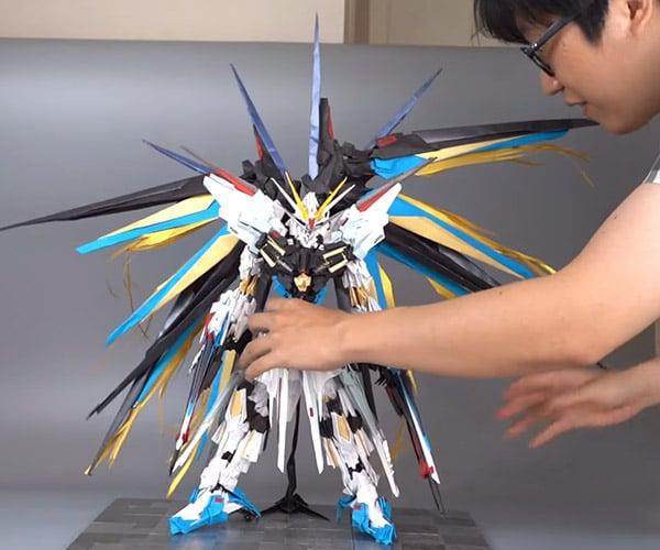 The Art of PaperBuild