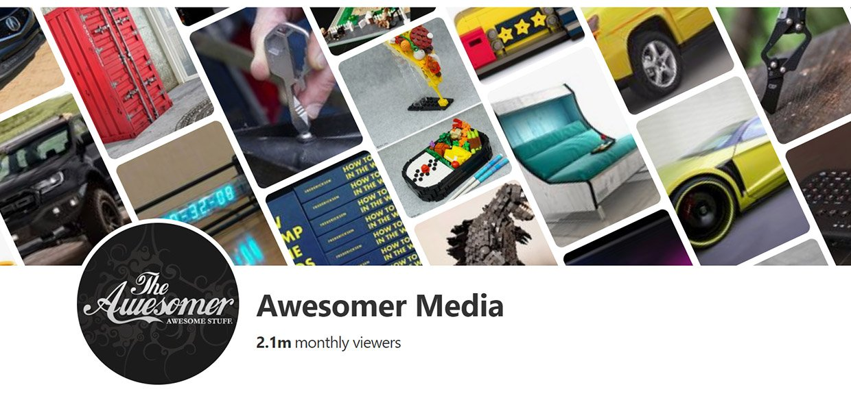 The Awesomer on Pinterest