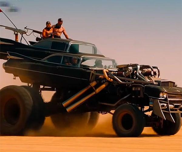 Brilliant Fictional Movie Cars