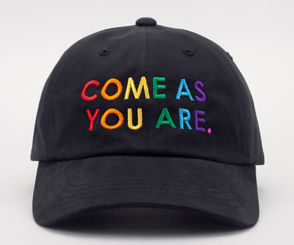 Come As You Are Pride Cap