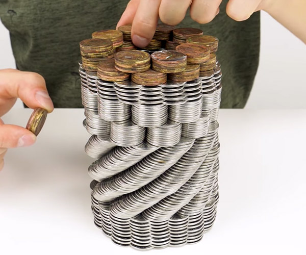Cool Coin Stacks