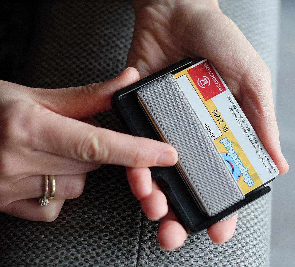 Elephant N3D Wallet
