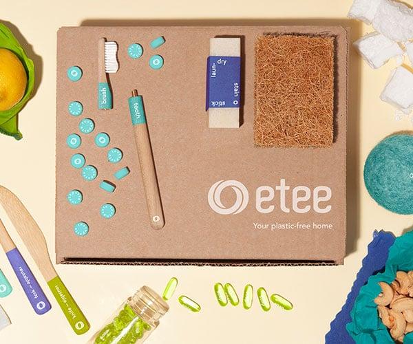 Etee Plastic-Free Goods