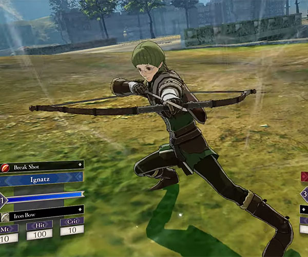 Fire Emblem: Three Houses (Gameplay)