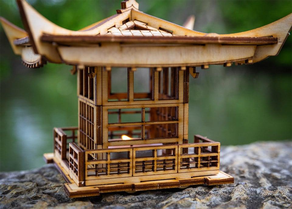 Pagoda Lantern Kit