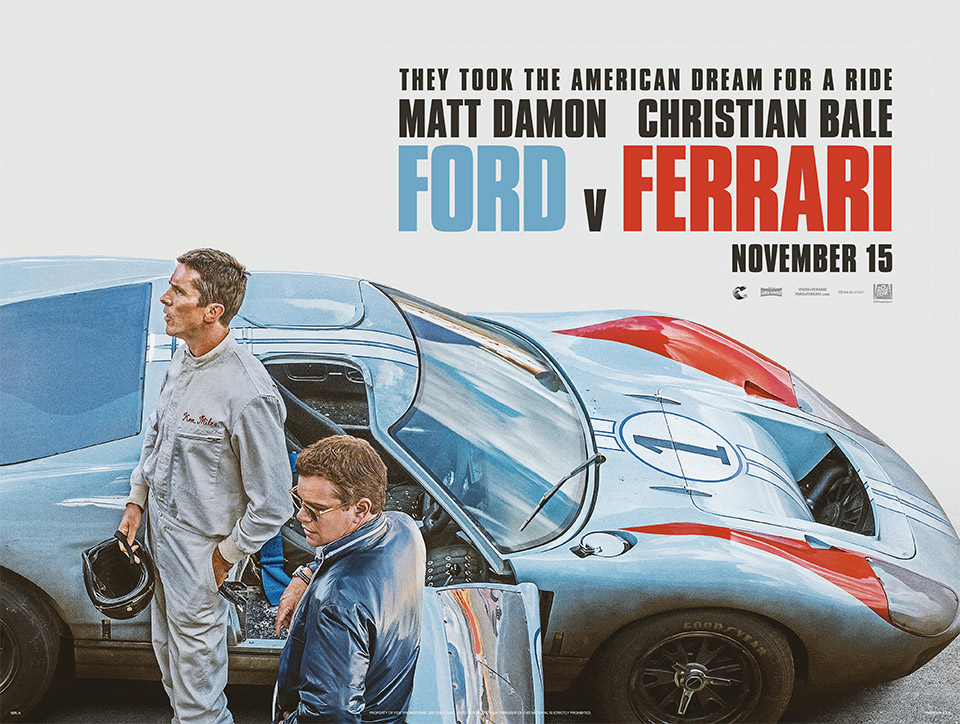 Ford v Ferrari (Trailer)