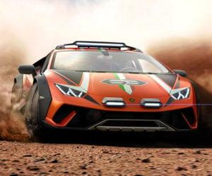 Cool Lamborghini On The Awesomer