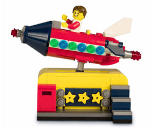 LEGO Space Rocket Ride