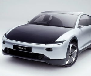 Lightyear One Solar EV