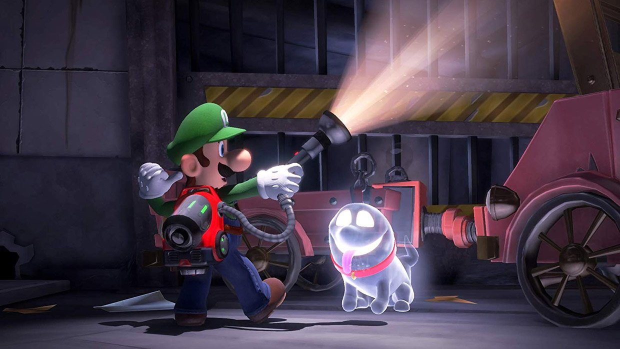 Luigi's Mansion 3 (Trailer)