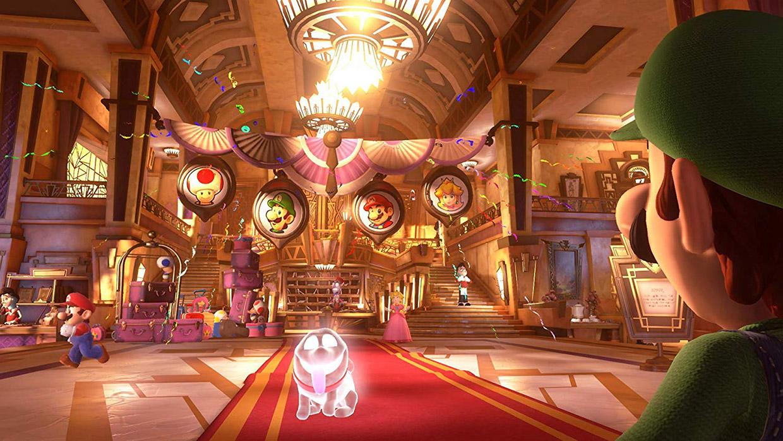 Luigi's Mansion 3 (Trailer)