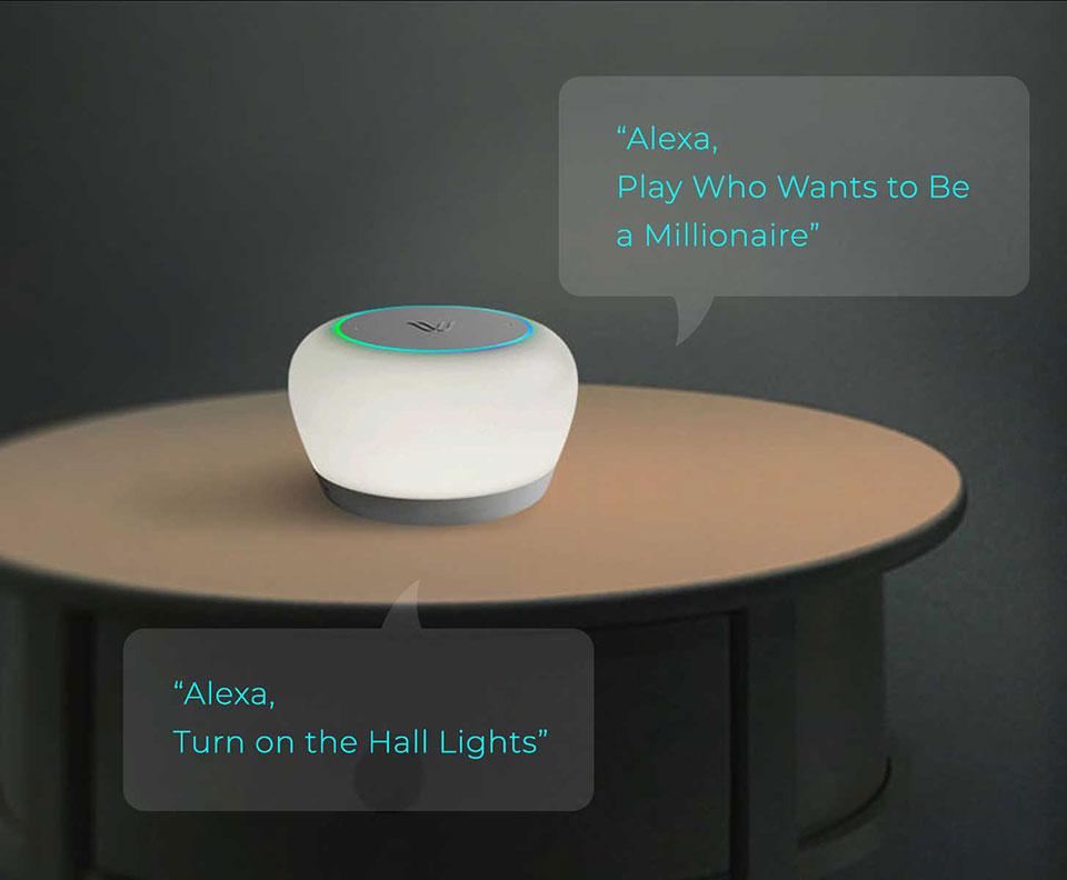 Luna Smart Lamp