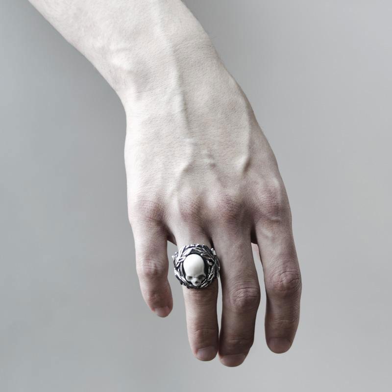 Macabre Gadgets Rings