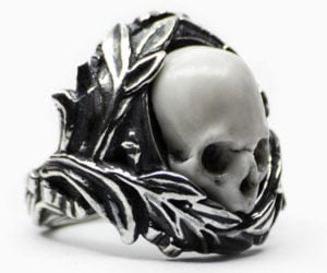 Macabre Gadgets Rings