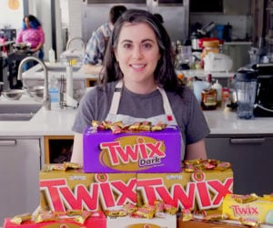 Making Gourmet Twix