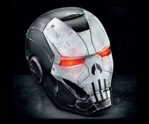 Punisher War Machine Helmet