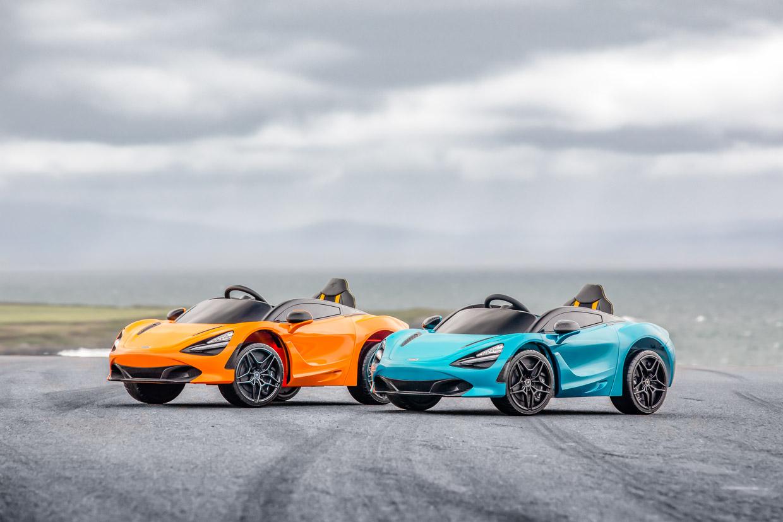 McLaren 720S for Kids