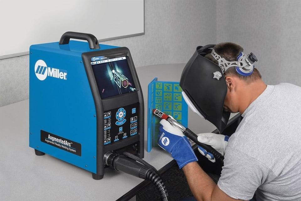 AugmentedArc Welding Simulator