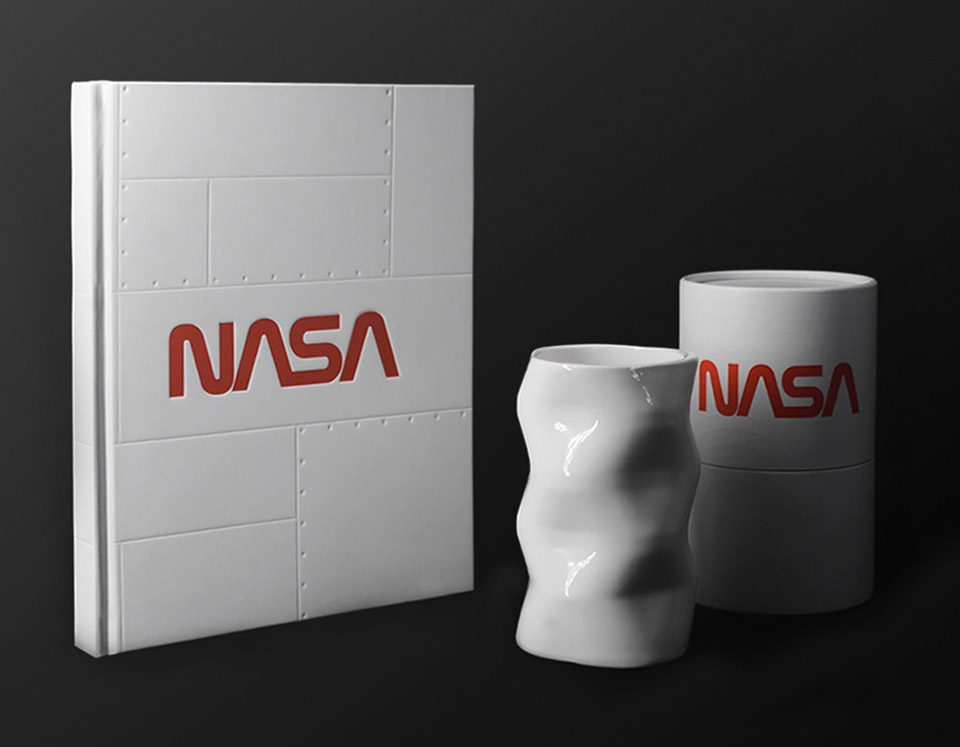 NASA AR Mug & Journal Bundle