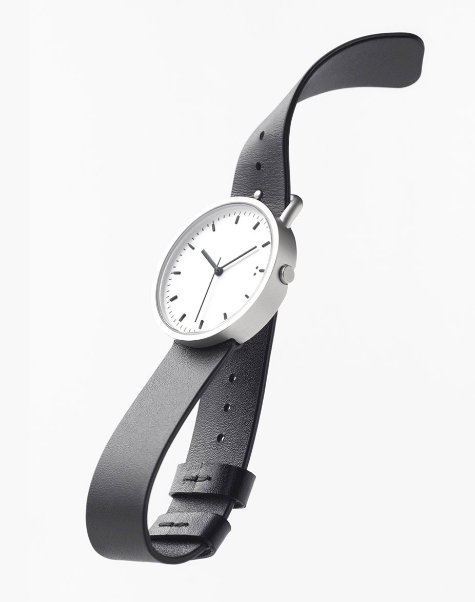 Nendo Buckle Watch