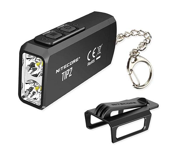 Nitecore TIP2 Keychain Flashlight