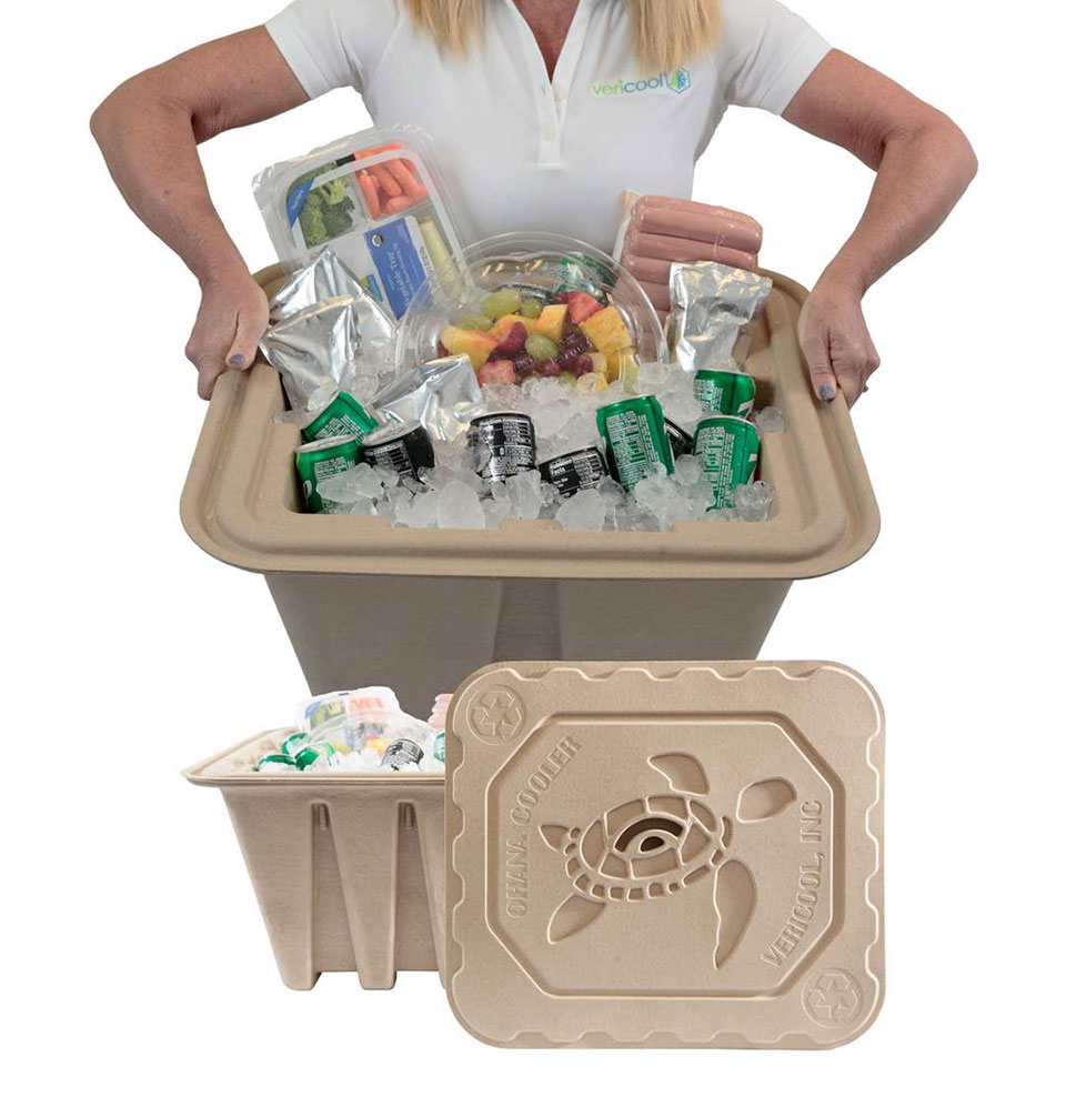 Ohana Biodegradable Cooler