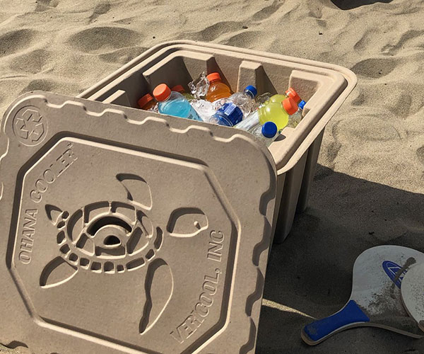 Ohana Biodegradable Cooler