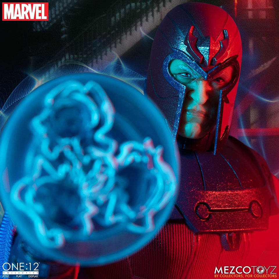 One:12 Collective Magneto Action Figure