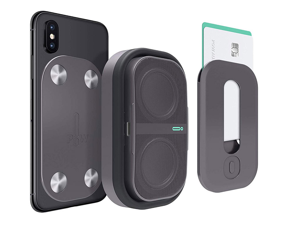 POW Mo Bluetooth Speaker