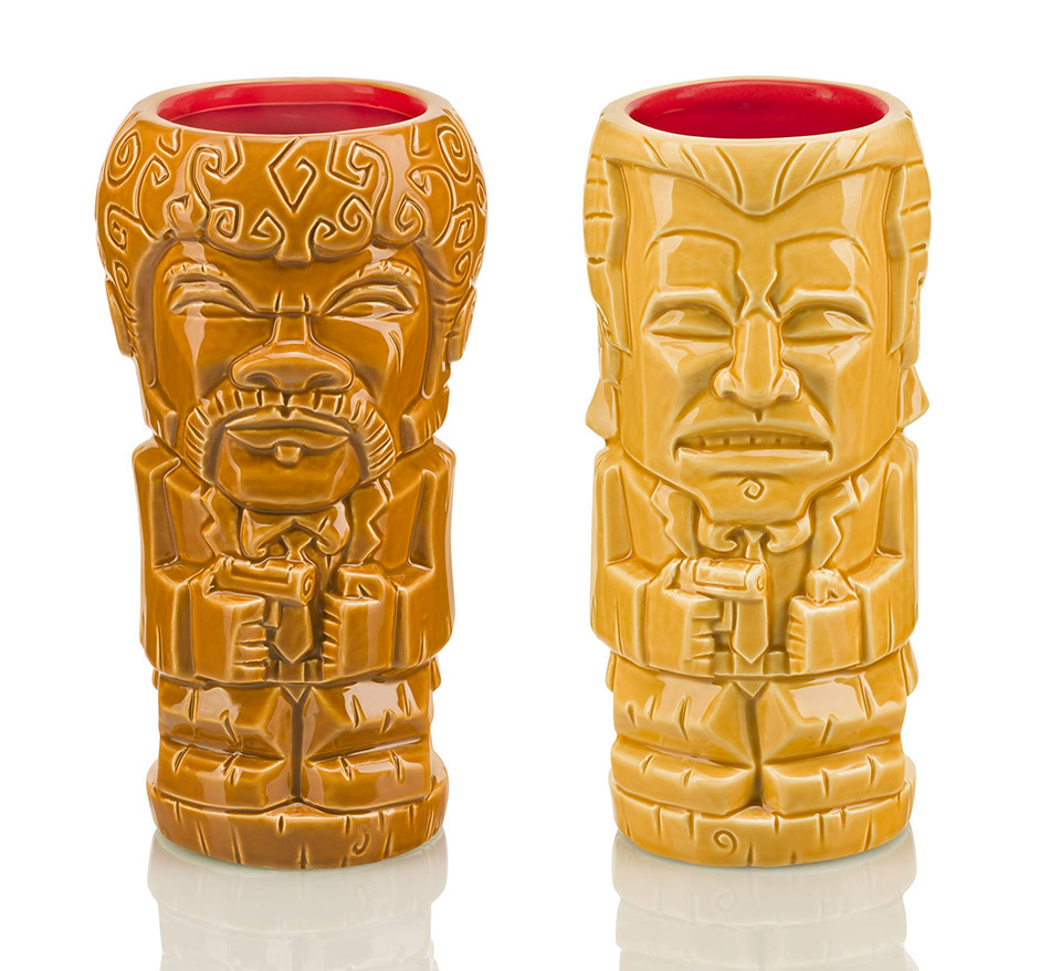 Pulp Fiction Geeki Tikis