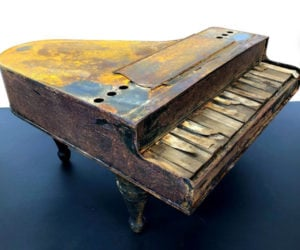 Restoring a Toy Piano