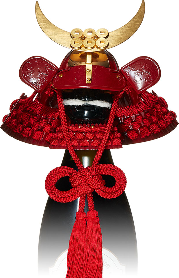 Samurai Bottle Helmets