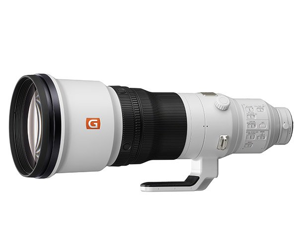 Sony FE 600mm GM Lens