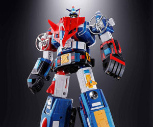 Soul of Chogokin Vehicle Voltron Figure