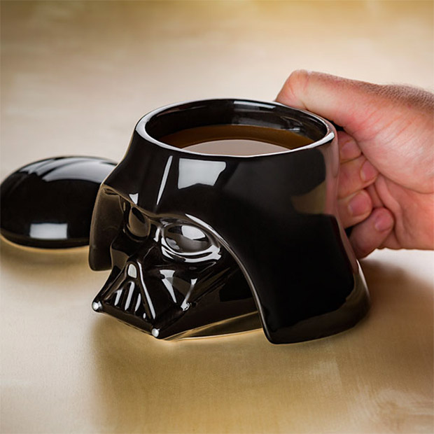 Star Wars Helmet Mugs