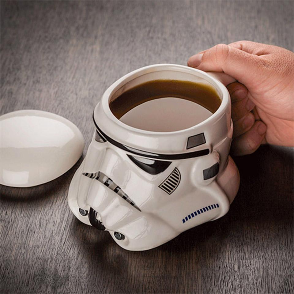 Star Wars Helmet Mugs