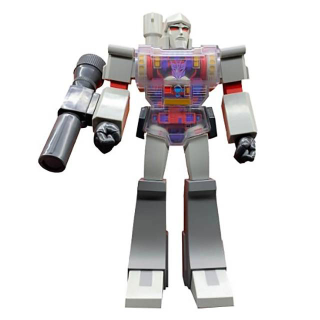 Transformers G1 Super Cyborg Figures