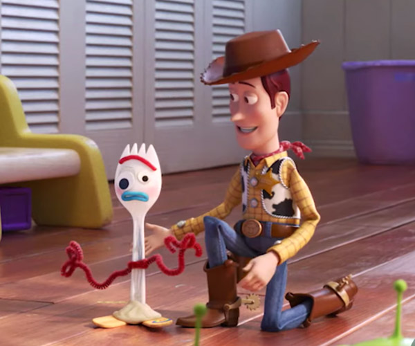 The Onion Reviews Toy Story 4