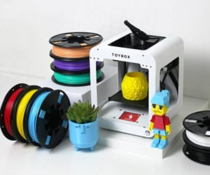 Cool 3d printers on The Awesomer