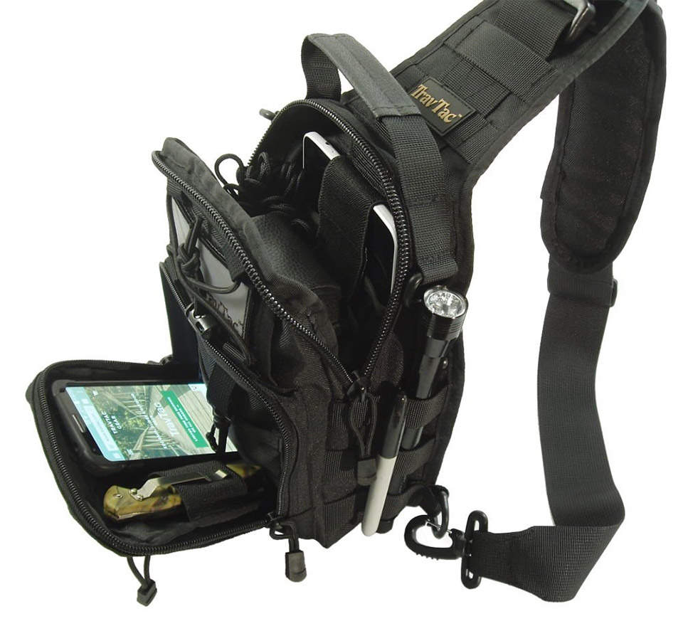 TravTac Stage II Sling Bag
