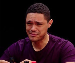 Trevor Noah vs. Hot Wings