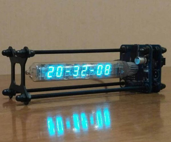 IV-18 VFD Tube Clock