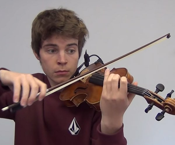 Playing Other Instruments on a Violin