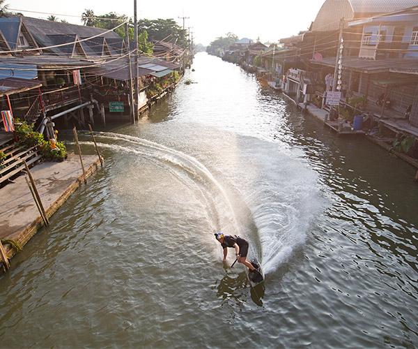 Wakeboarding Bangkok