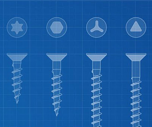 Why There Are Many Types of Screws