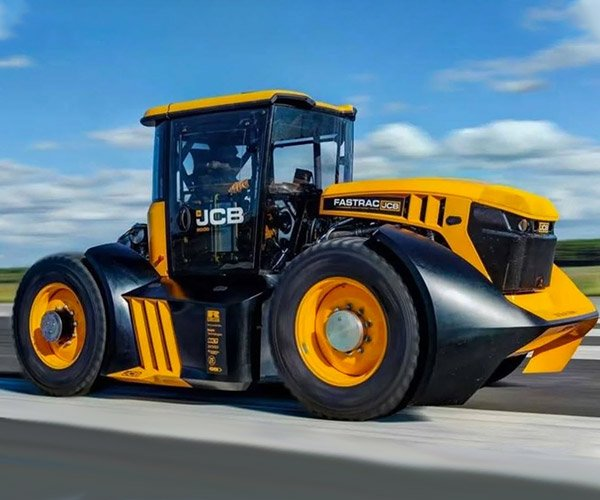 World's Fastest Tractor