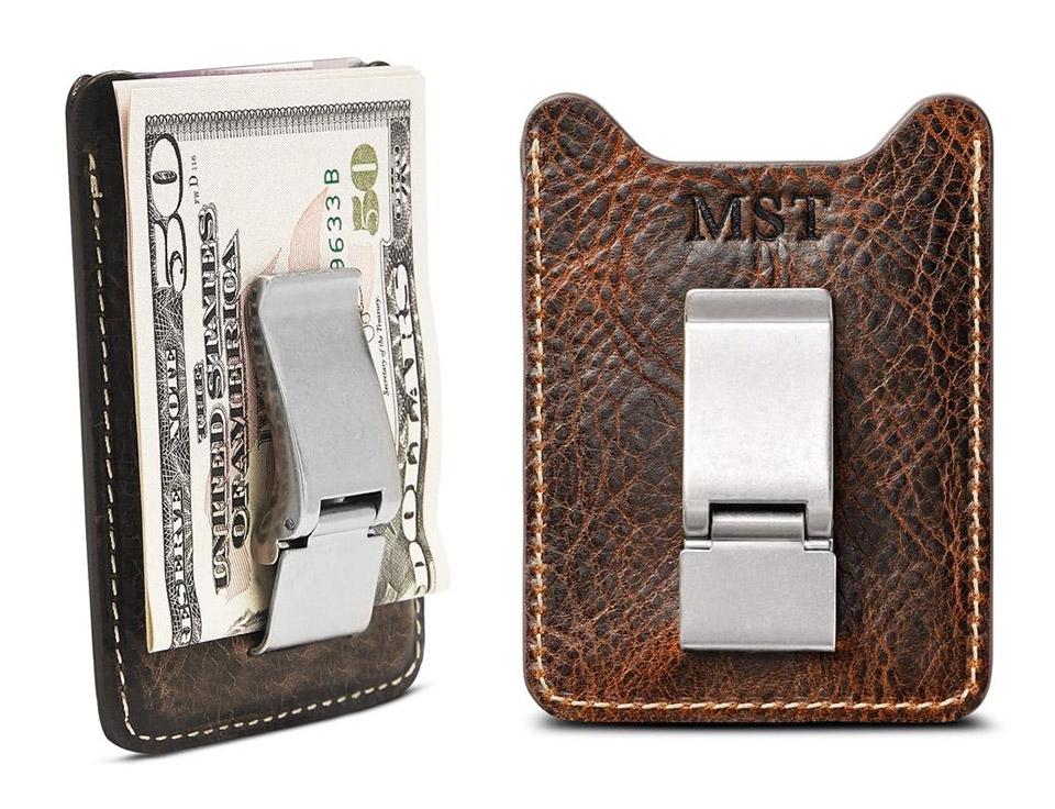 Wyatt Front Pocket Wallet